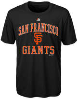 Majestic San Francisco Giants City Wide T-Shirt, Big Boys (8-20)