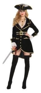 Amscan Treasure Vixen Adult Women's Costume