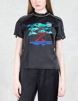 Opening Ceremony Silk Embroidered Bonsai T-Shirt