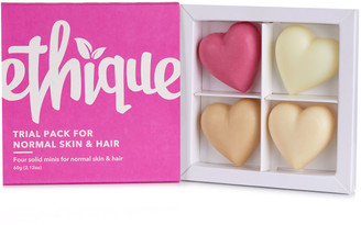 Éthique Trial Pack For Normal Skin & Hair 60G