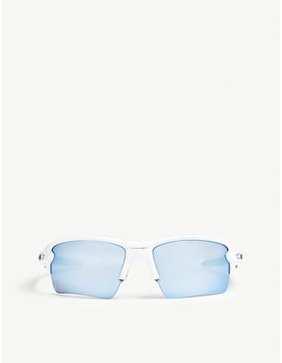 Oakley OO9188 Flak 2.0 XL square-frame sunglasses
