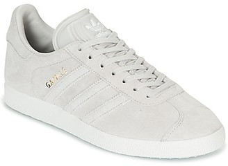 adidas GAZELLE W women's Shoes (Trainers) in Grey