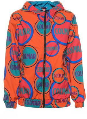 Colmar Capsule Logo Print Jacket