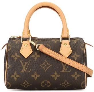 Louis Vuitton 2007 pre-owned mini Speedy two-way bag