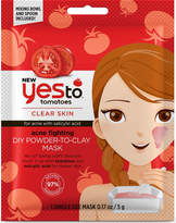 Yes to Tomatoes Acne Fighting DIY Powder-To-Clay Mask
