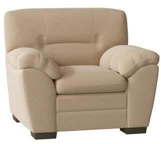 Palliser Furniture Alloway Armchair Palliser Furniture Body Fabric: Ambient Acorn