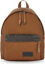 Eastpak Axer Padded Pak'r Coated Canvas Backpack