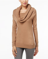 MICHAEL Michael Kors Cowl-Neck Sweater