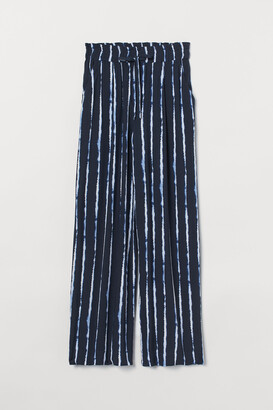 H&M Wide-cut Pants