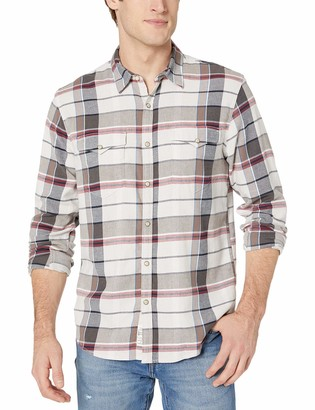 Lucky Brand Men's Saturday Stretch Button Up Alameda Western Shirt