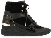 MICHAEL Michael Kors heeled hi-top sneakers