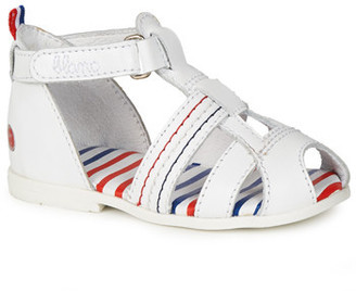 GBB COCORIKOO girls's Sandals in White