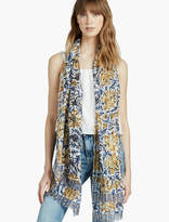 Lucky Brand Farnick Floral Scarf