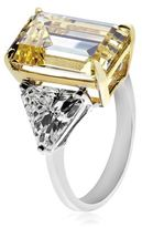Trilogy Carat Yellow Ring
