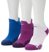 Nike Women's 3-pk. Dri-FIT Low Cut Socks