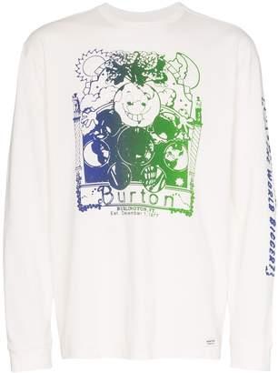 Burton Online Ceramic Lateral long-sleeve T-shirt