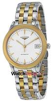 Longines Watches Flagship Two Tone Men's Watch