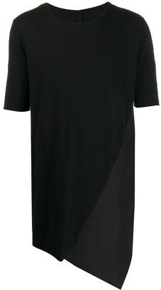 Army Of Me longline bias cut T-shirt