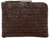 Frye Diana Stud Tablet Clutch
