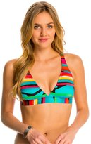 Jag Swimwear Life in Flight Tie Back Bra Bikini Top 8138587