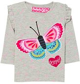 Desigual Baby Girls TS_LETICIA Long Sleeve Top