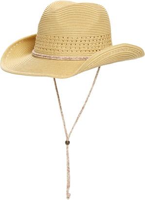 Treasure & Bond Straw Cowboy Hat