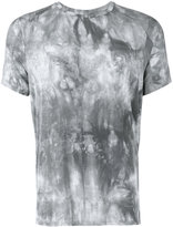 Tom Rebl abstract print T-shirt - men - Spandex/Elastane/Viscose - S