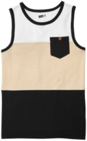 Crazy 8 Colorblock Pocket Tank