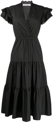 Philosophy di Lorenzo Serafini elasticated waist A-line dress