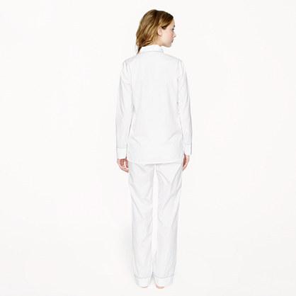 Thomas Mason for J.Crew pajama set