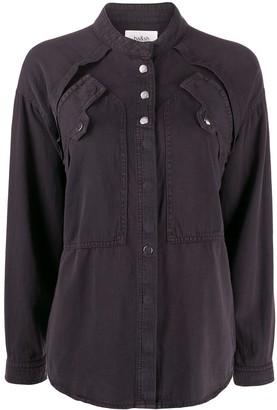 BA&SH Tyle layered shirt