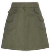 Valentino Cotton Cargo Skirt
