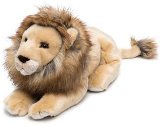 La Pelucherie Lion Melchior 40cm soft toy