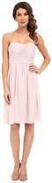 Donna Morgan Sarah Dress Short Rouched Dress