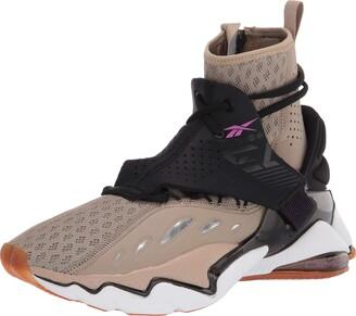 Reebok Unisex-Adult DMX Elusion 001 FT HI Running Shoe