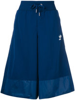 adidas wide leg culotte shorts - women - Polyester - 38