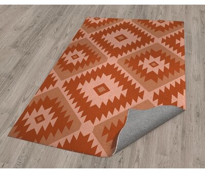 Millwood Pines Escalante Brown Beige Area Rug Rug Size Rectangle 2 7 X 4 2 Shopstyle