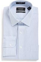 Nordstrom Men's Classic Fit Non-Iron Stripe Dress Shirt
