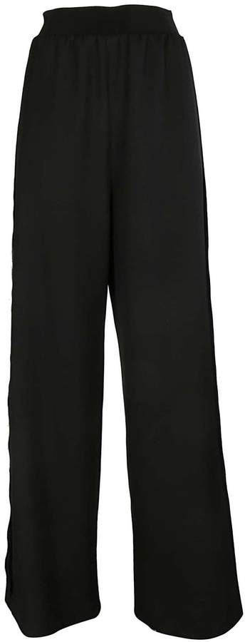 Maison Margiela High-waist Wide Leg Trousers