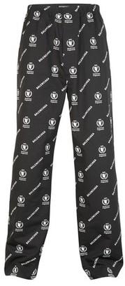 Balenciaga Pajama Pants in black and white WFP print
