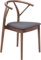 Zuo Modern Communion 2-pc. Side Chair