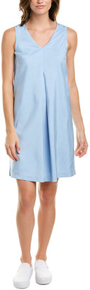 J.Mclaughlin J.Mclauglin Shift Silk Dress