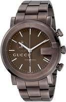 Gucci Men's G Chrono Watch YA101341