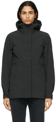 Canada Goose Black Black Label Davie Coat