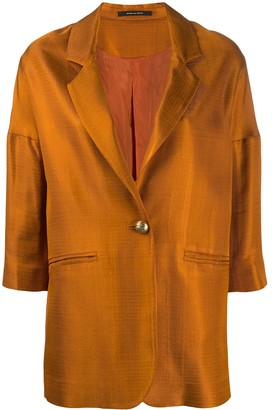 Tagliatore Single Buttoned Blazer