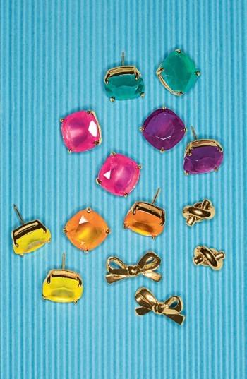 Kate Spade Women's 'Sailors Knot' Mini Stud Earrings