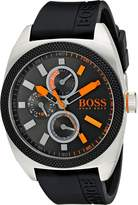 BOSS ORANGE Men's 1513244 LONDON Analog Display Japanese Quartz Watch
