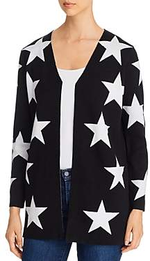 Sioni Star Open Cardigan Sweater