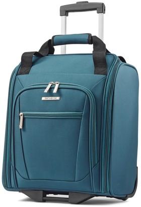 Samsonite Wheeled Underseat Carry-On Softside Suitcase