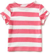 Joules Little Girls 3-6 Rae Striped Short-Sleeve Tee